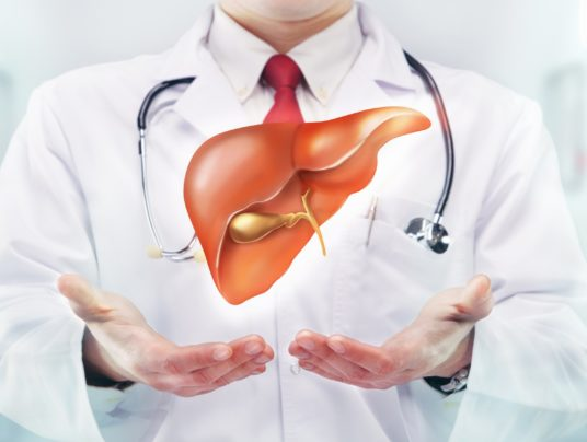 Внешние симптомы хронических заболеваний печени